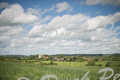 080614Hardwick-1   Hardwick in Buckinghamshire as seen from Weedon   Keywords: English Countryside Hardwick Buckinghamshire Village